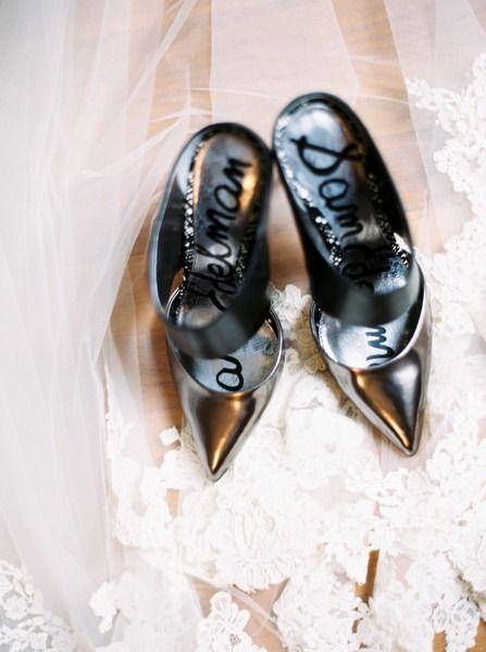 Spring Connecticut Inn Wedding Wedding Shoes