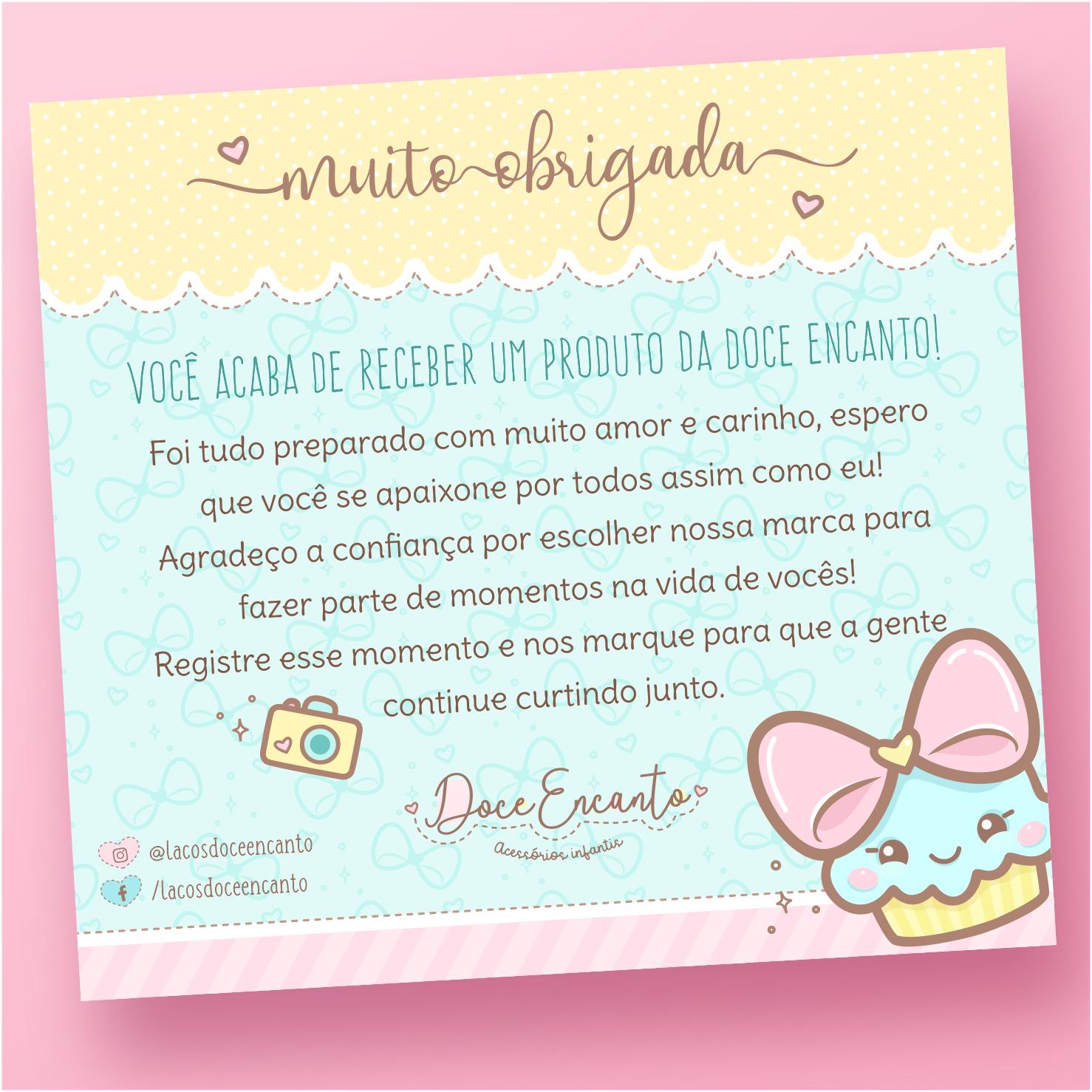 Cartão Tag Agradecimento Mimo Embalagem Carinho Ateliê Laços Identidade  Visual Fofo C… | Etiquetas feitas à mão, Etiquetas de agradecimento,  Carimbos personalizados