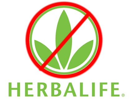 Herbalife - A Misrepresentation of Health and a Great Promoter of GMO, Dangerous Chemicals