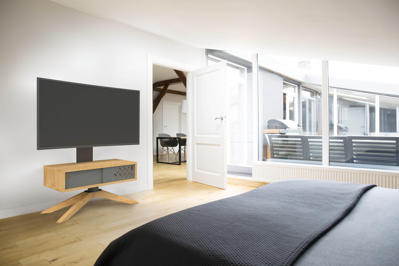 meuble tv hybo compact pour chambre meuble tv chambre diy meuble meuble