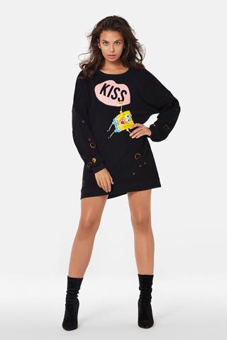 fa9b480302f3ec czarna-mini-sukienka-damska-jumper-plny-lala-kiss-spongebob_4 ...