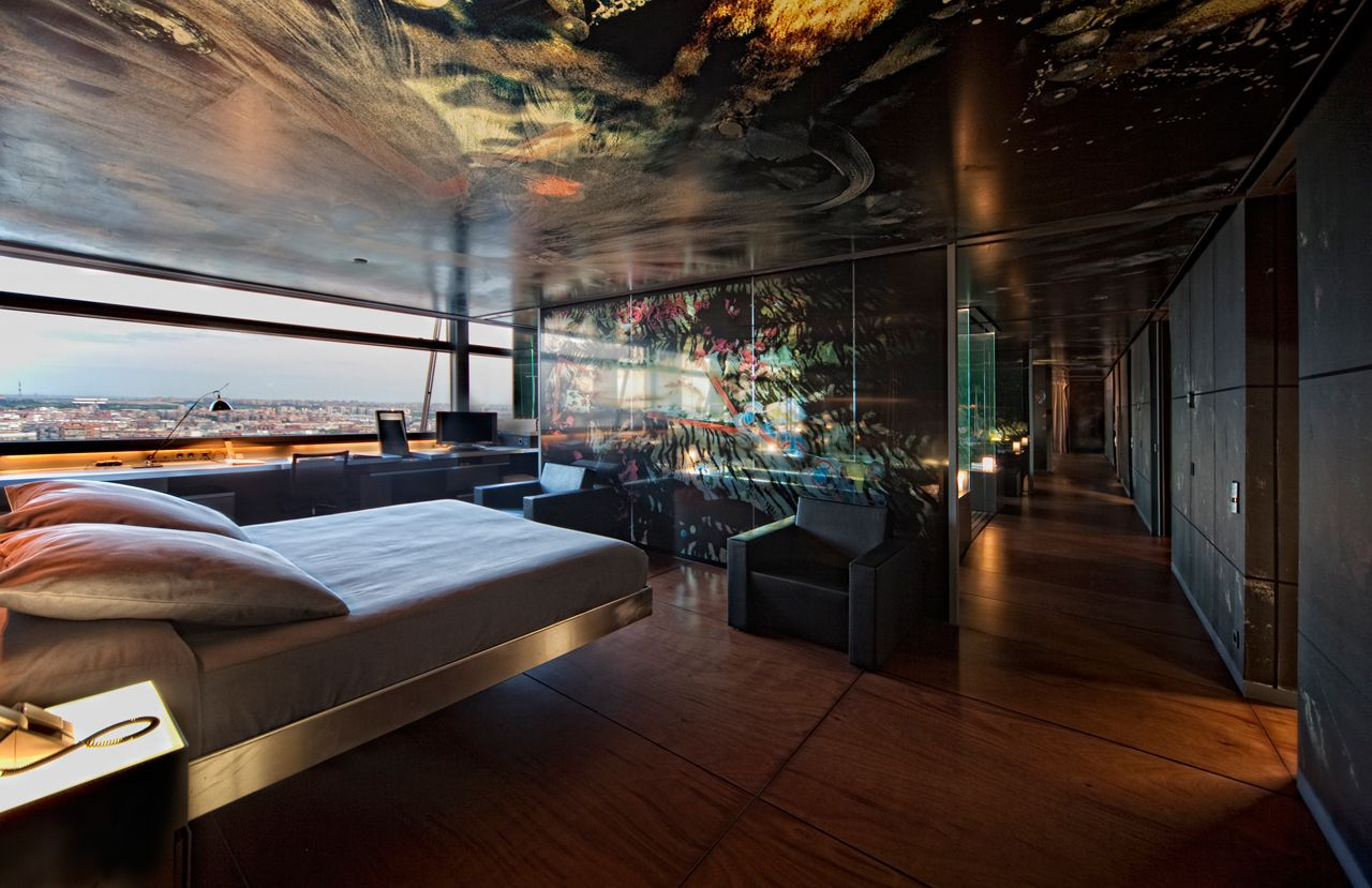 Image result for hotel puerta america jean nouvel