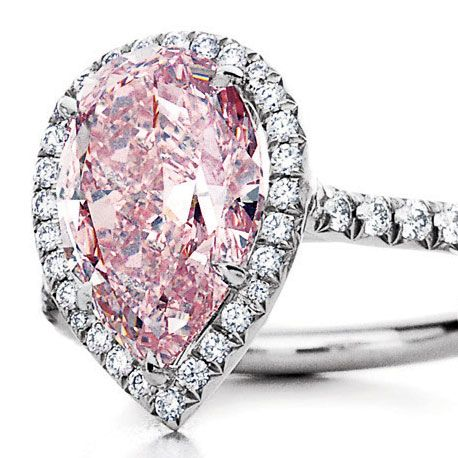 diamond engagement rings - Colored Wedding Rings
