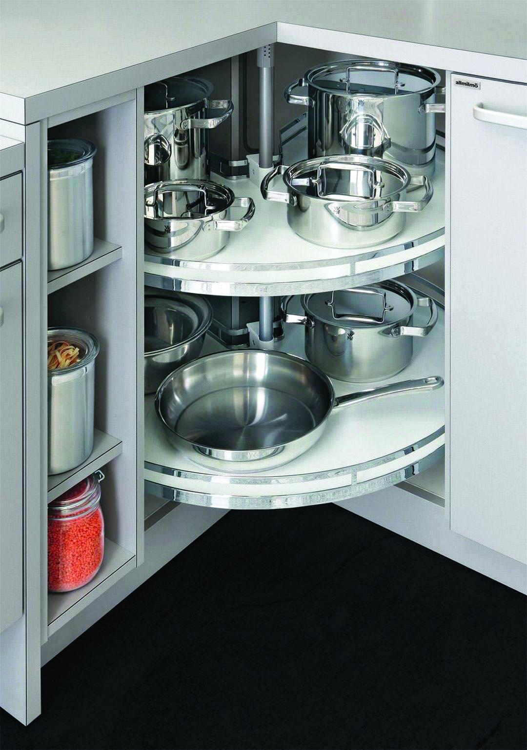 The Most Popular Kitchen Storage Ideas On Houzz Clever Kitchen