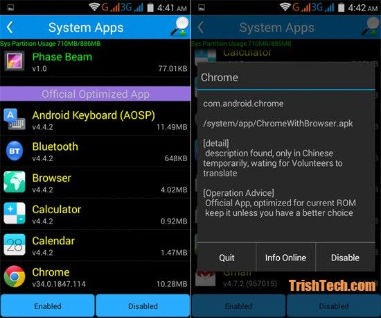 Download System App Remover App for Android Smartphones