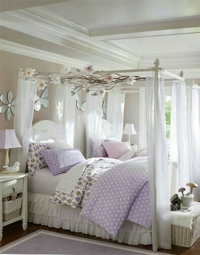 Pin By Shauna Naime On M Amp C Room Girls Bedroom Tree