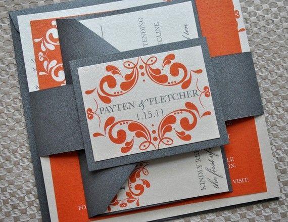 25+ best ideas about Silver wedding invitation suites on Pinterest - best of wedding invitation card ideas pinterest