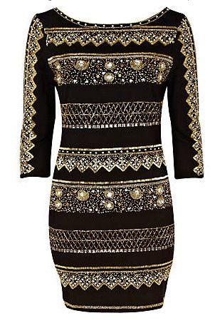 River Island mini dress. Want!