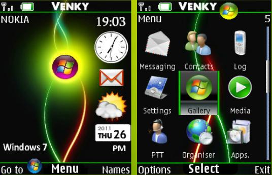 Top 25 Free Nokia 2690 Themes to Download Nokia