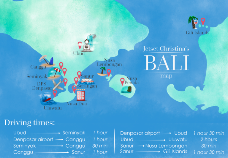 The Ultimate Bali Travel Guide - JetsetChristina
