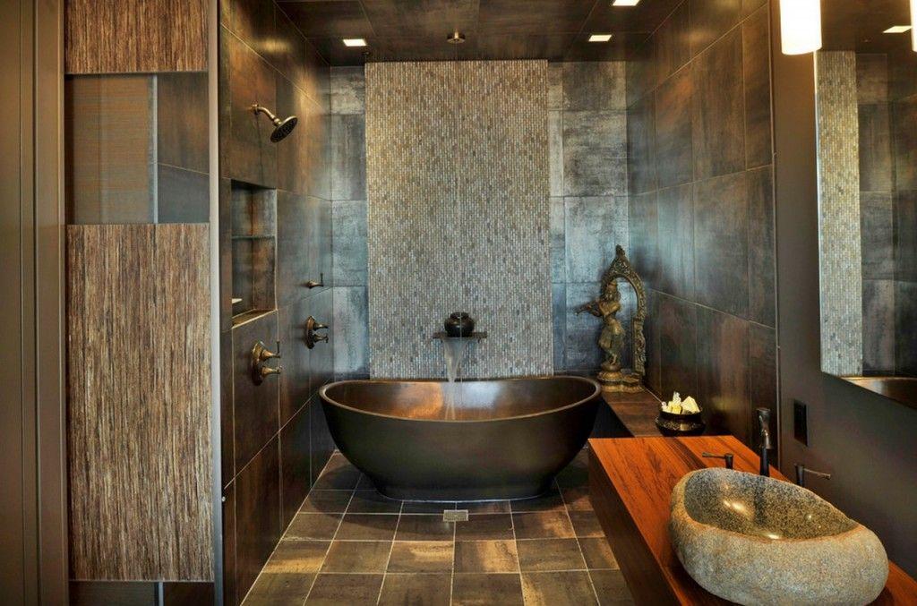 Je badkamer aziatisch inrichten met deze 10 tips. bathroom