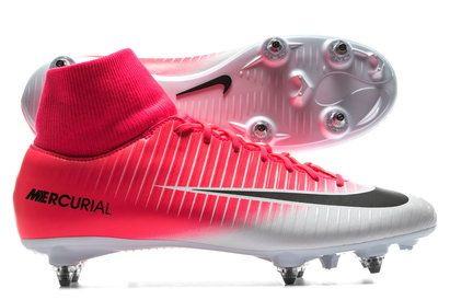 Nike Mercurial Victory VI Dynamic Fit SG Football Boots Giving your game  some added flare, slip into the Nike Mercurial Victory VI Dynamic Fit SG  Football ...