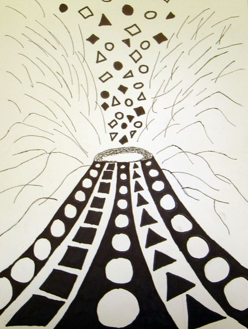 Movement Element Of Art : Design elements and principles examples mishal ali