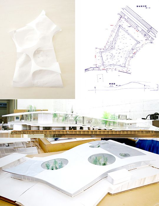 Galer a de museo hiroshi senju ryue nishizawa 1 ryue for Karuizawa architecture
