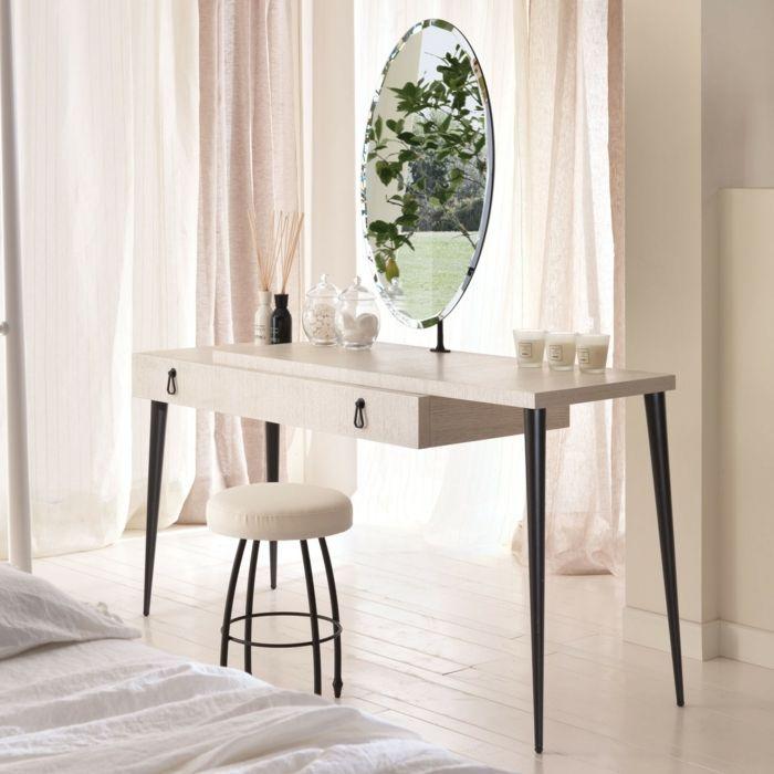 Moderner Schminktisch Mit Spiegel Hubsche Fotos Dressing Table