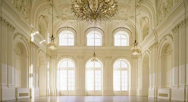 Der Ballsaal Im Alten Kulturhaus In Aachen Bin Letztens