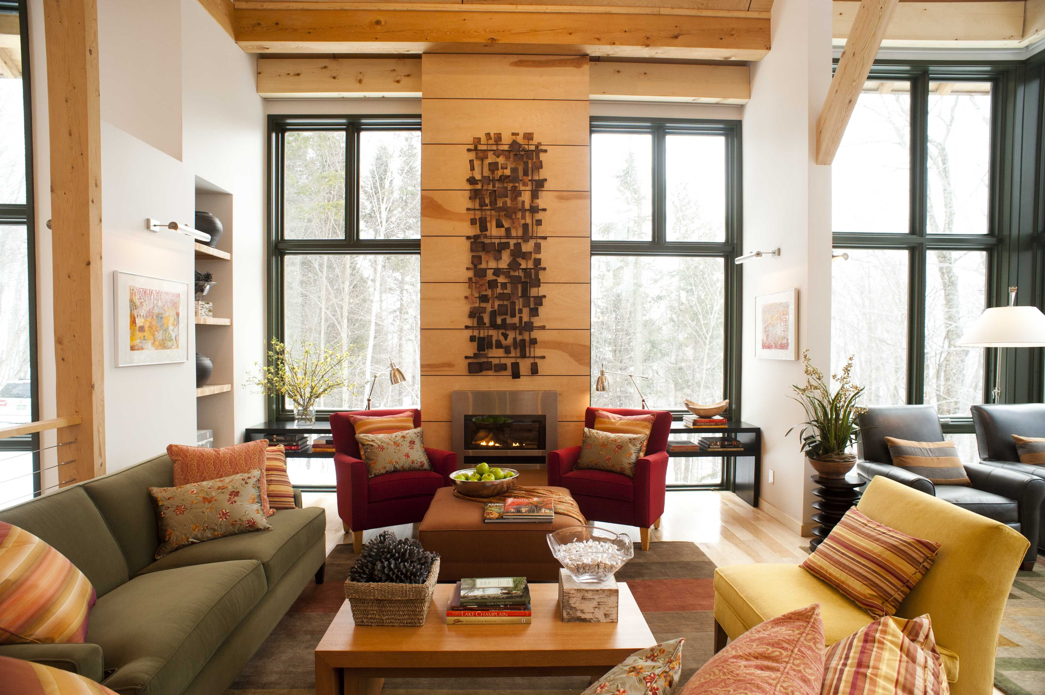HGTV Dream Home is right at home in Stowe, Vermont | Dream ... on Dream Home Interior  id=60413