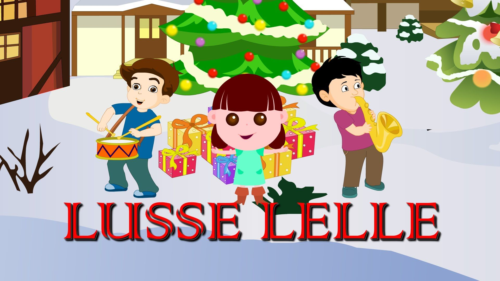 lusse lelle julsng svenska julsnger swedish christmas songs - Swedish Christmas Songs