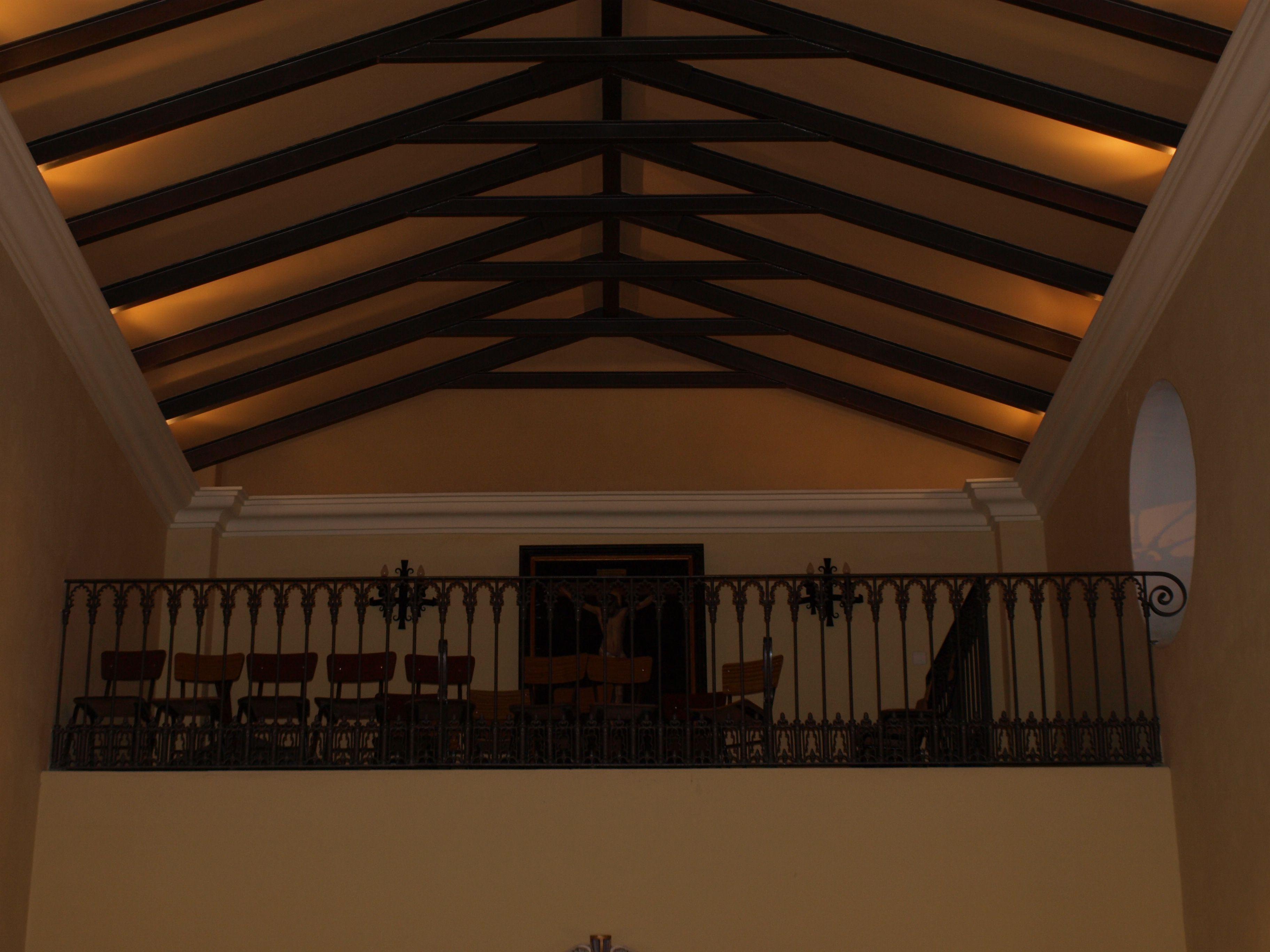 coro de la ermita