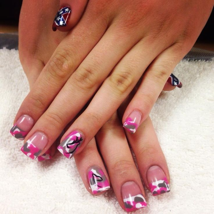 Camo nails - Camo Nails Nails Pinterest Camo Nails, Camo And Pink Camo Nails