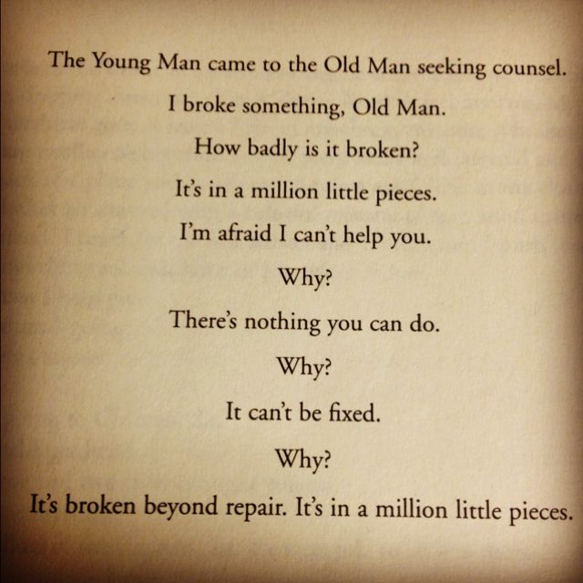 A Million Little Pieces Book