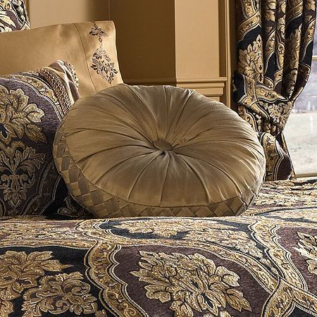Five Queens Court Reilly Bed Rest Pillow, One Size , Brown