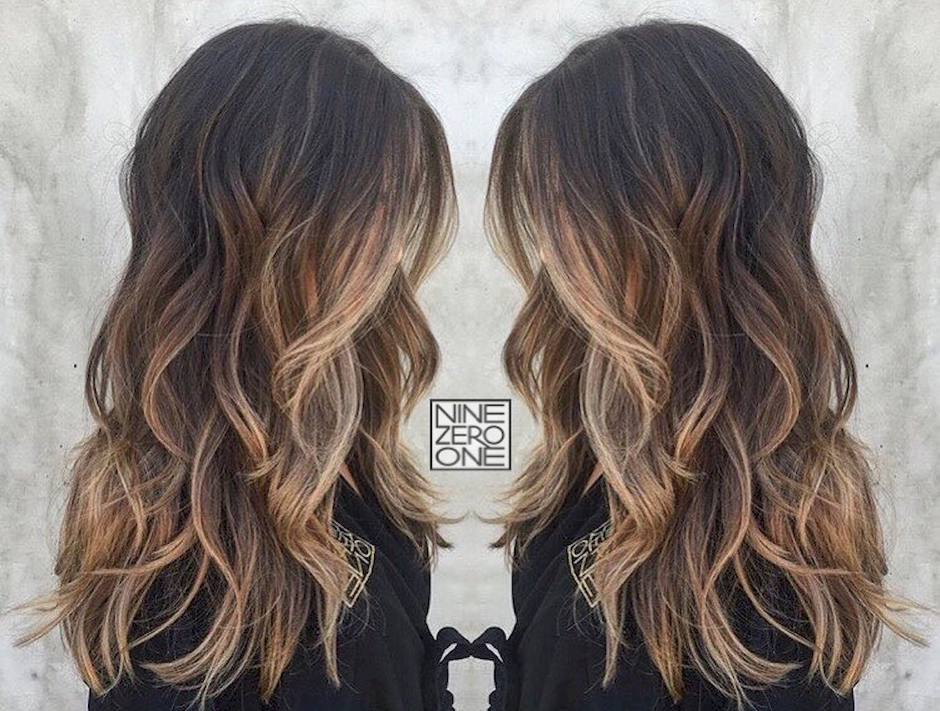 78 Hottest Balayage Hair Color Ideas For Brunettes Hairstyles