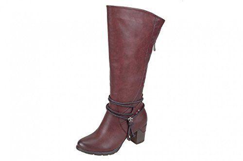 94b29ccc899d79 Rieker 96058, Bottes hautes Classiques Femme | Promo Ebay | Bottes ...