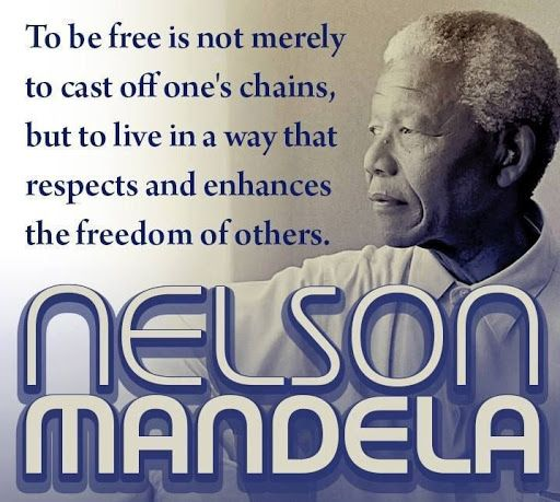 25 Best Nelson Mandela Quotes With Images Nelson Mandela Quotes Nelson Mandela Inspirational Words