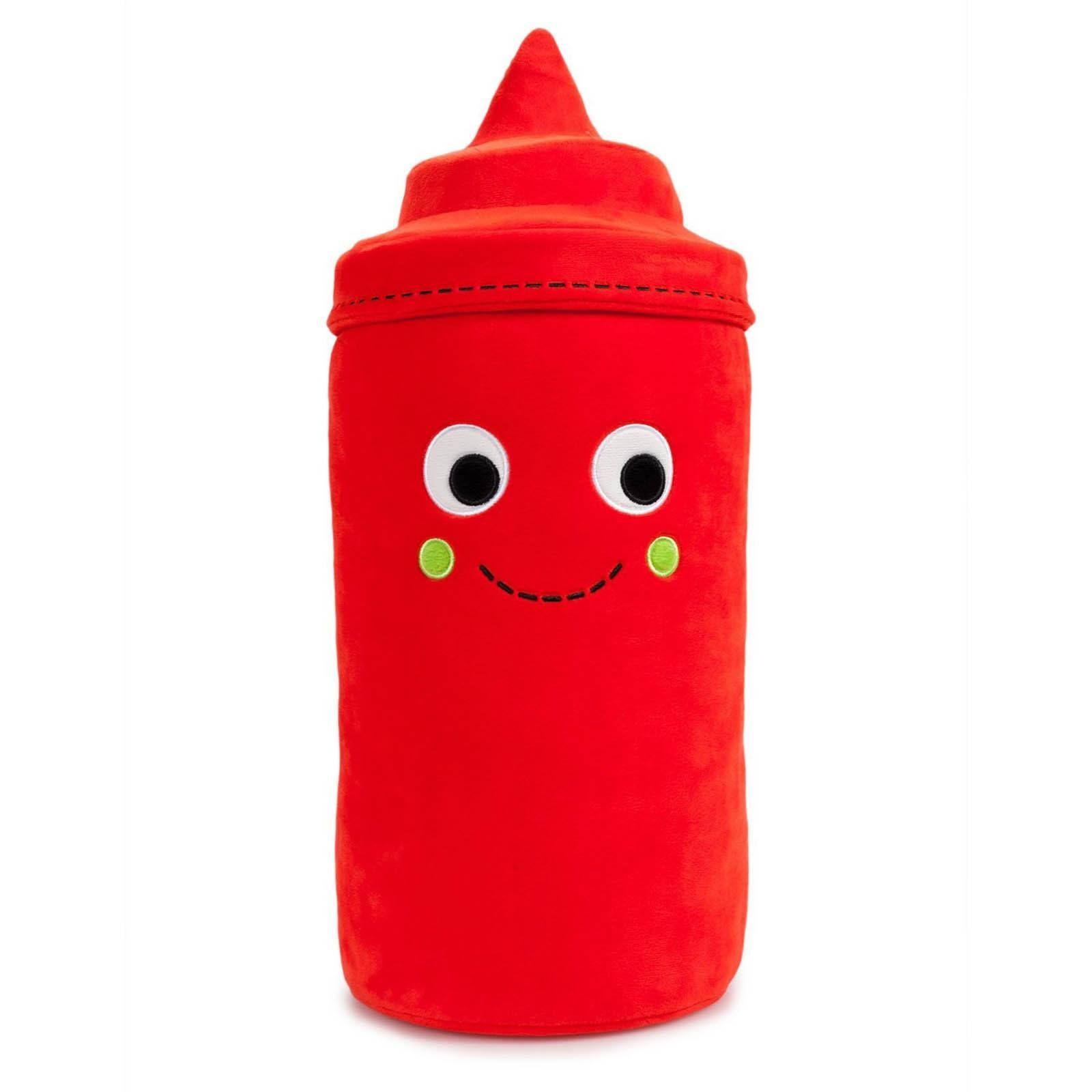 Kidrobot Yummy World Large Ketchup Plush