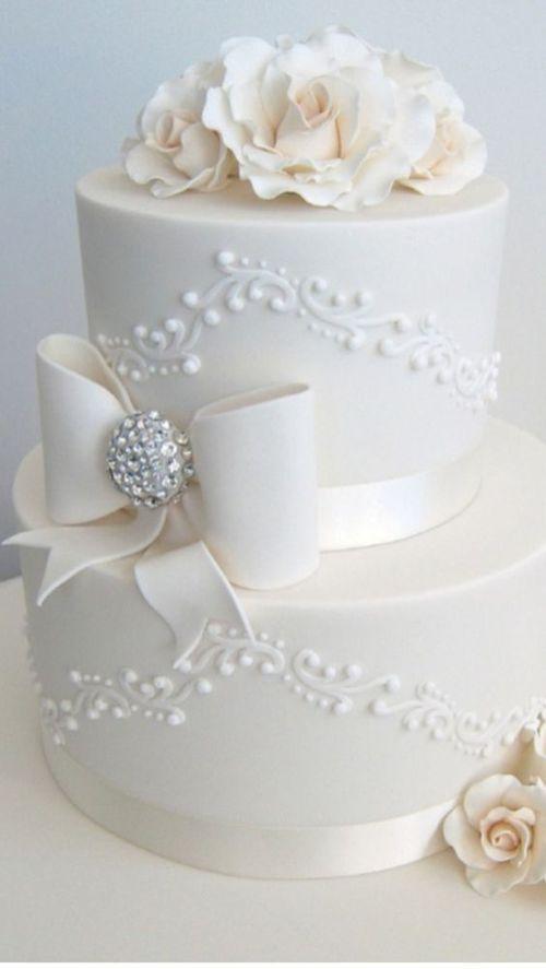 wedding, beautiful, and cake image
