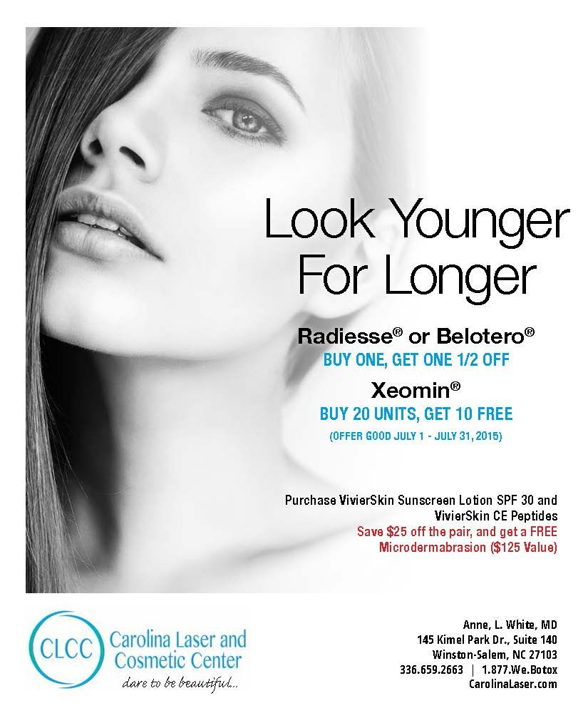 Pin By Carolina Laser Cosmetic Cent On Monthly Specials Dermal Fillers Microdermabrasion Sunscreen Lotion