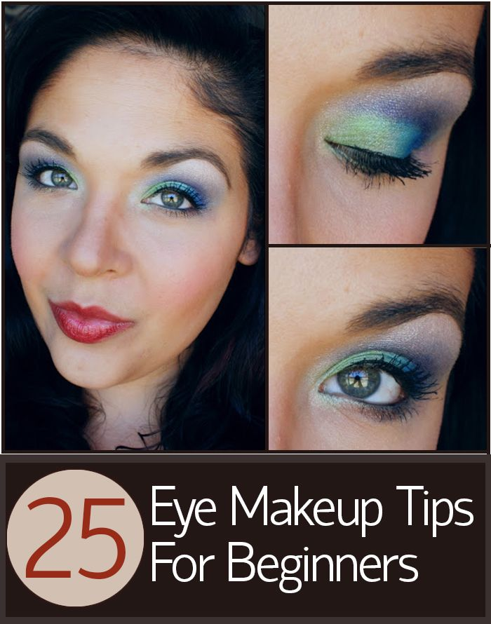 25 Life-Changing Eye Makeup Tips To Take You From Beginner