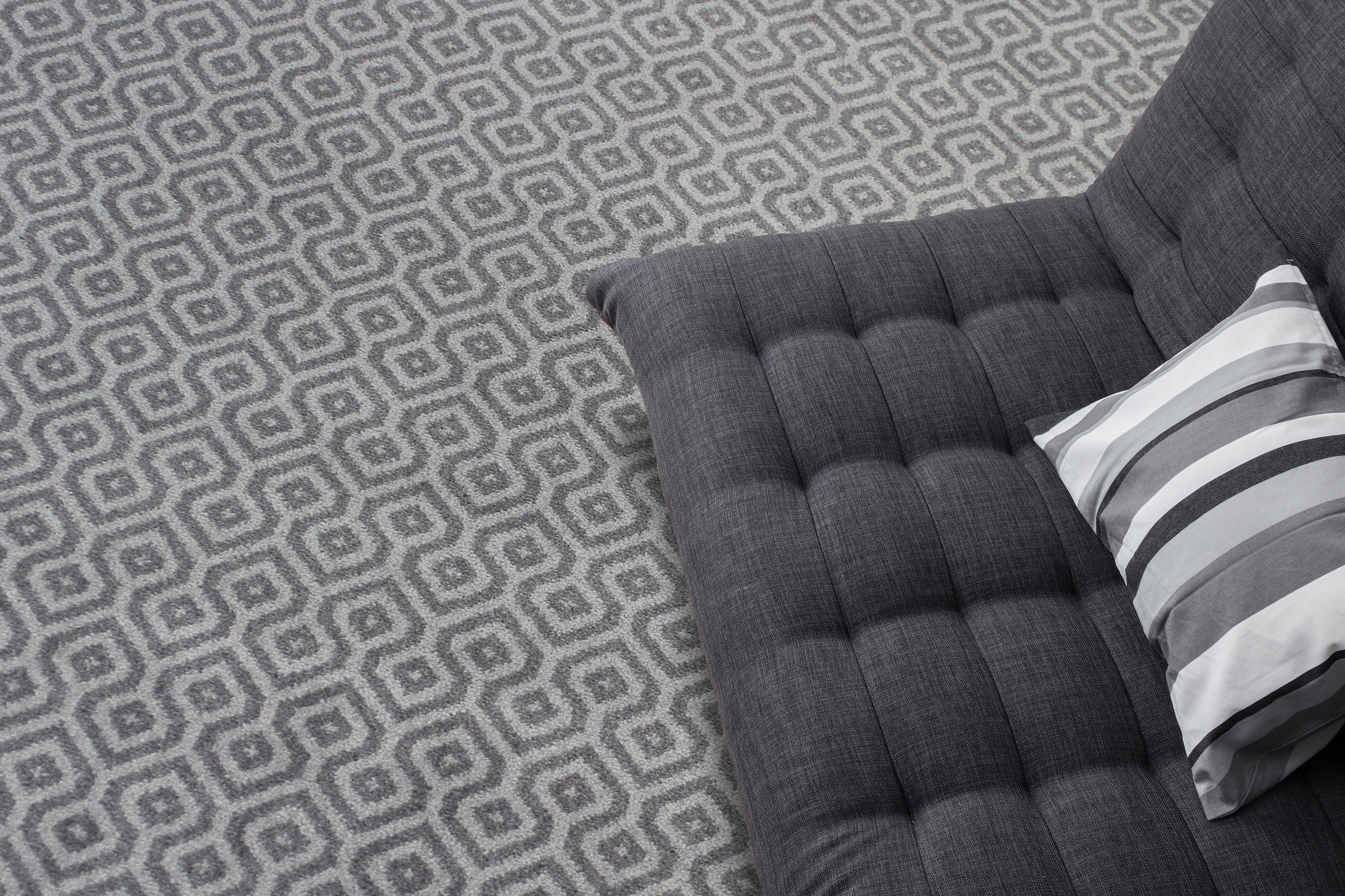 Moda Woven Axminster Carpet, available at selected