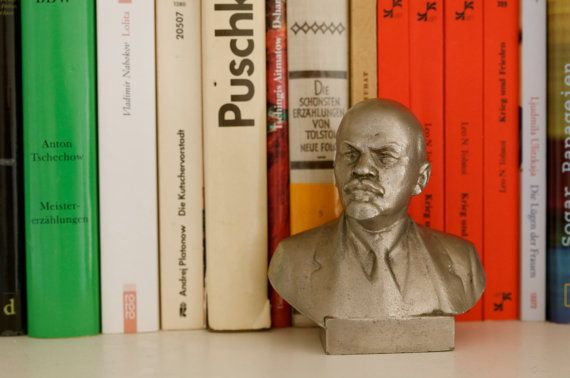 Lenin bust from the Soviet Union von SovietGallery auf Etsy