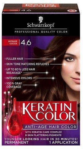 Schwarzkopf Keratin Color Anti Age Hair Color Hair Color