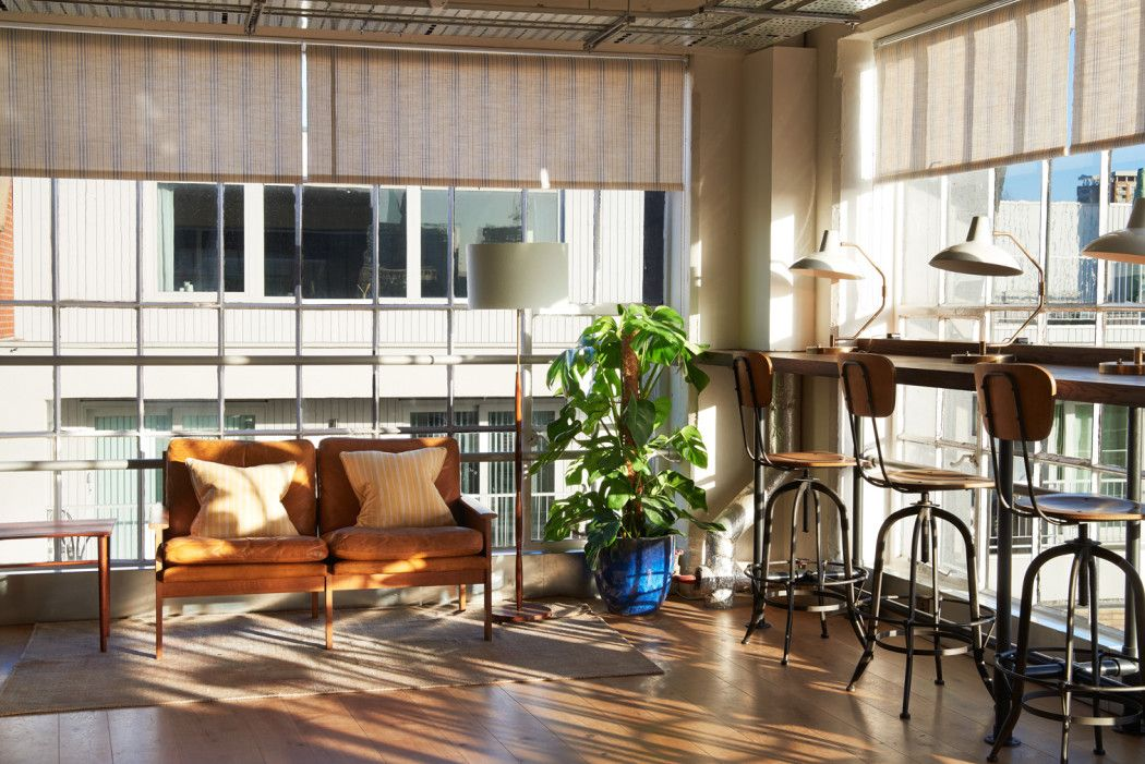 Soho House Opens Soho Works A Coworking Space In Shoreditch Soho House Soho House Group Coworking Space