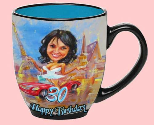 Sis 30 02 30th Birthday Gift Ideas For Sister Turning Original Cup Year Old