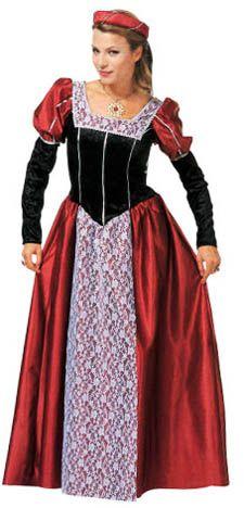 69c234a997a déguisement princesse du Moyen-Âge femme pour s inviter discrètement dans  les soirées de
