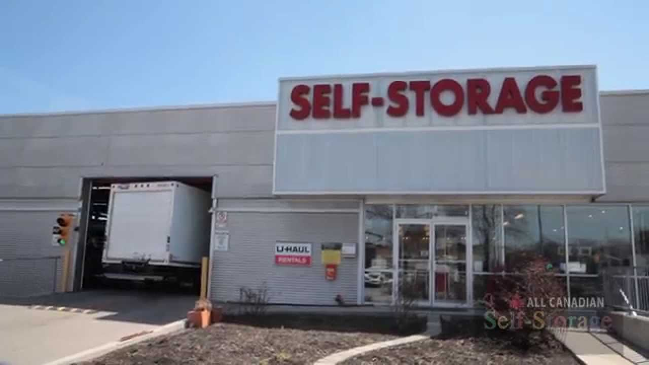 All Canadian Self-Storage - Toronto Container & Mobile ...