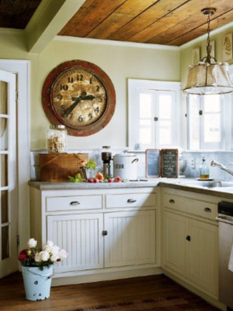 Kitchen window ledge  englische landhausküche  küchenträume  pinterest  english country