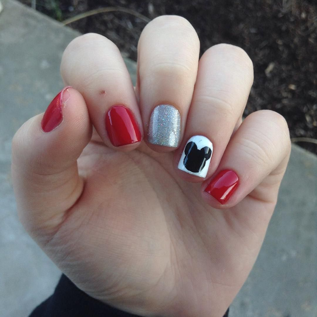 Silver Tumblr Nail Art Design Mandy Nails Pinterest Bold Eye