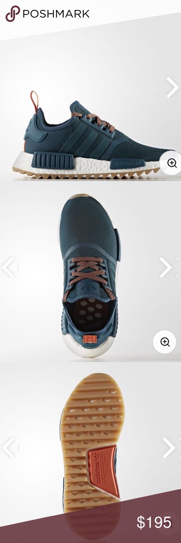 8dd1df8544de3 175 NWB Adidas NMD R1 Women s Trail Shoes 8 Women s adidas NMD trail shoes.  Color