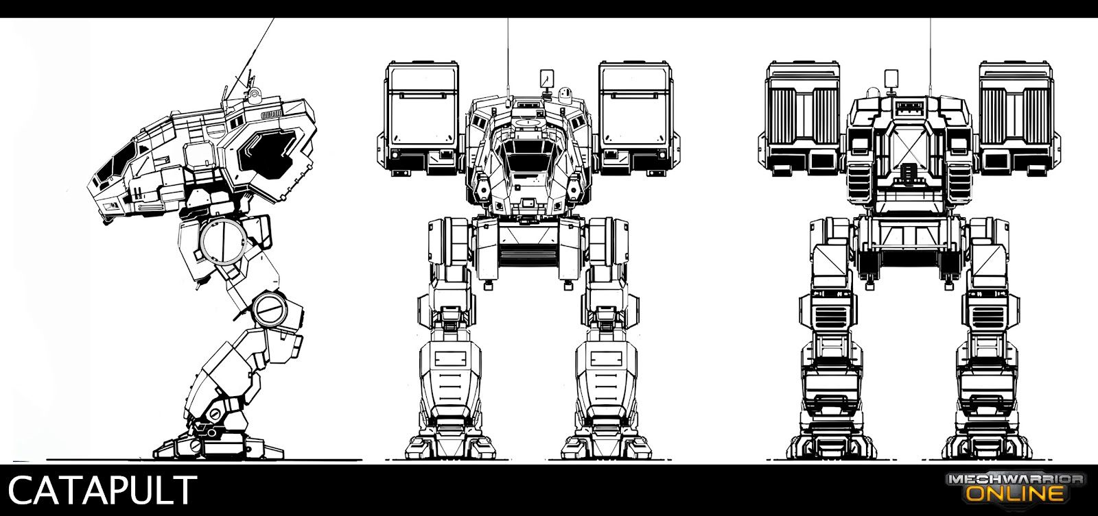 Catapult Mech Schematic - Auto Electrical Wiring Diagram •