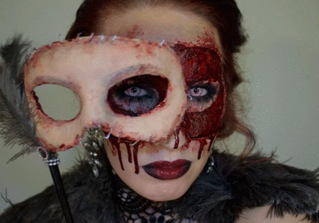 trippy halloween costume