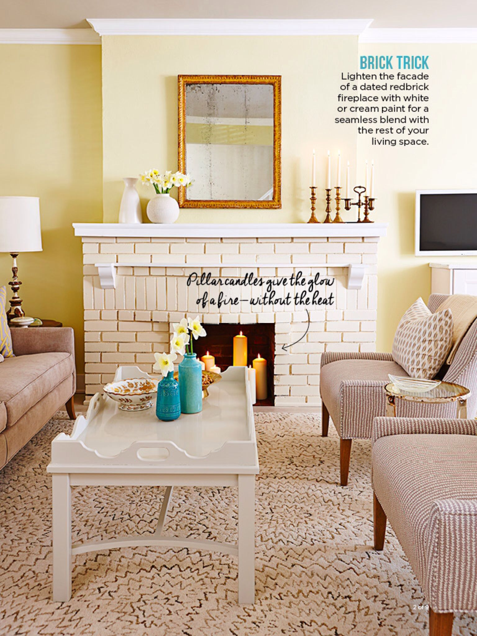 Fireplace Spaces Pinterest Spaces