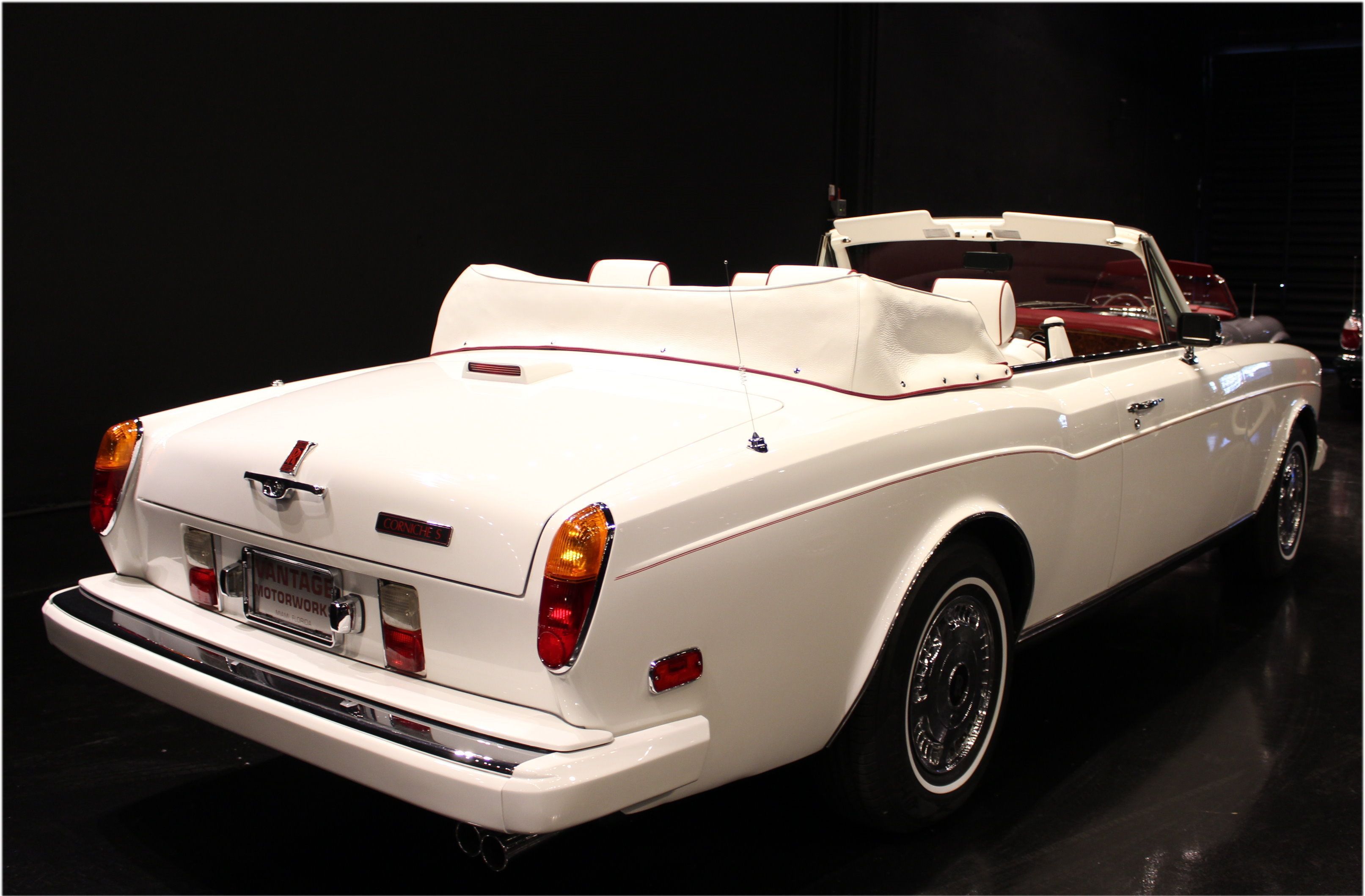"1995 Rolls-Royce Corniche ""S"" 385 hp Turbo #25 of 25"