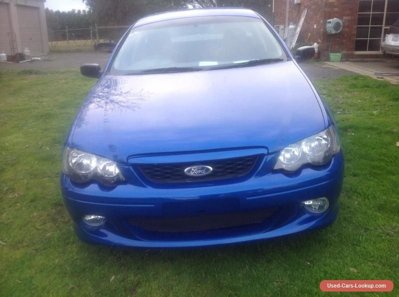 Car For Sale Bf Xr6 Magnet Turbo Ute
