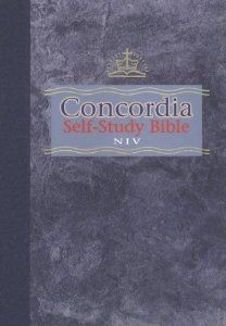 Concordia Self-Study Bible: Niv by Concordia Publishing House. $34.64. Publisher: Concordia Publishing House (September 1, 1986). Publication: September 1, 1986. 2208 pages