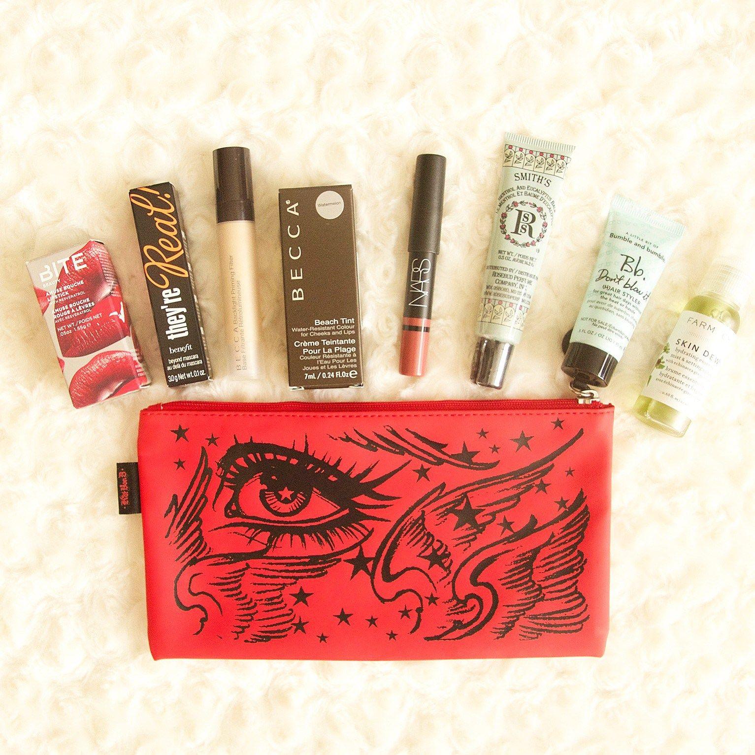 Sephora Beauty Bag Giveaway